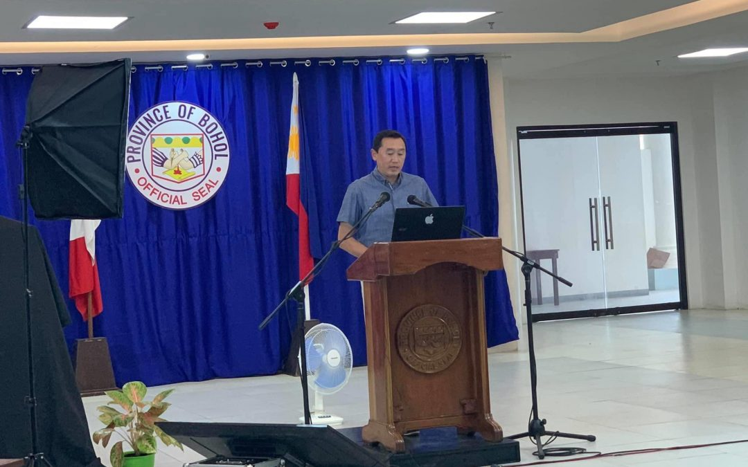 Province of Bohol under the Modified General Community Quarantine from June 1 to June 15, 2020.