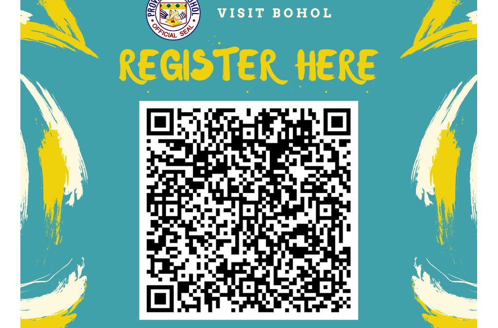 Bohol is now open for tourists. Register now!